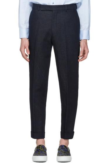 Paul Smith - Navy Denim Trousers