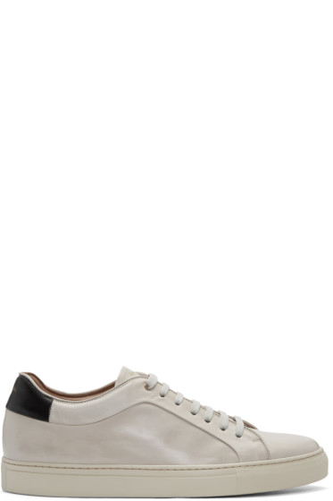 Paul Smith - Beige Basso Sneakers