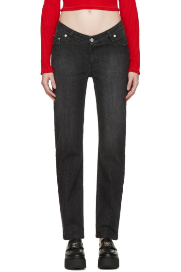 Opening Ceremony - Black Dip Jeans