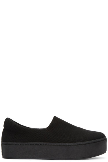 Opening Ceremony - Black Cici Slip-On Sneakers