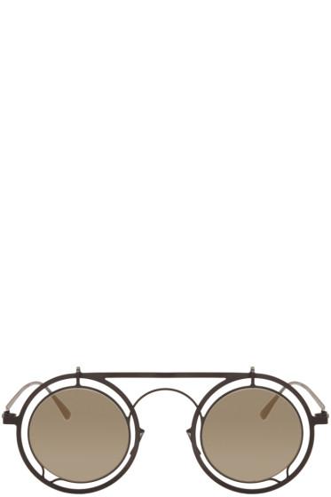 Damir Doma - Black Mykita Edition Siru Sunglasses