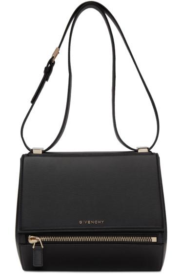 Givenchy - Black Medium Pandora Box Bag