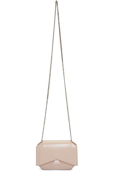Givenchy - Pink Bow-Cut Chain Wallet Bag