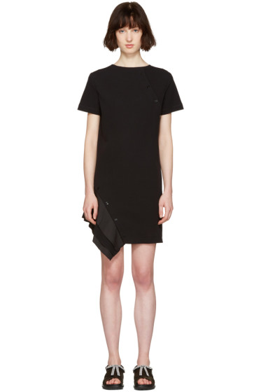 Proenza Schouler - Black Ruffle Dress