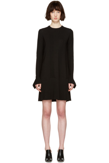 Proenza Schouler - Black Drop Waist Dress