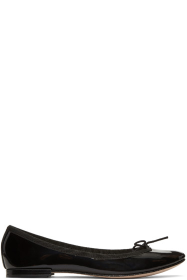 Repetto - Black Cendrillon Ballerina Flats
