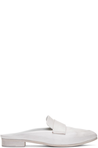 Marsèll - White Colteldino Loafers