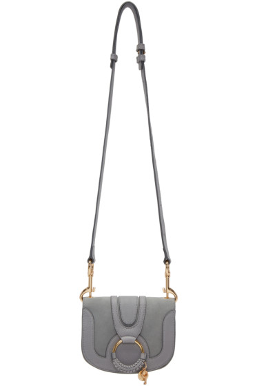 See by Chloé - Grey Mini Hana Bag