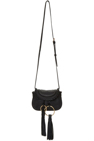 See by Chloé - Black Mini Polly Bag
