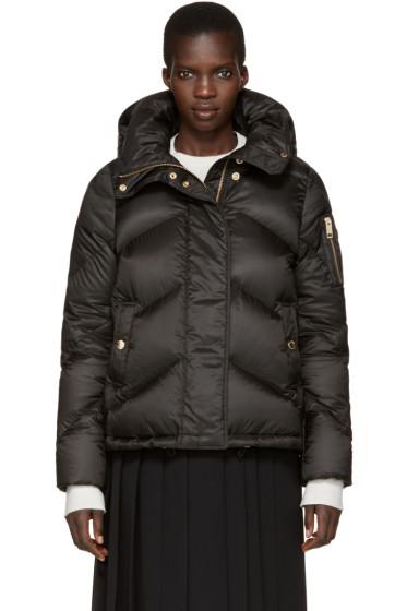 Burberry - Black Down Wiltondale Jacket