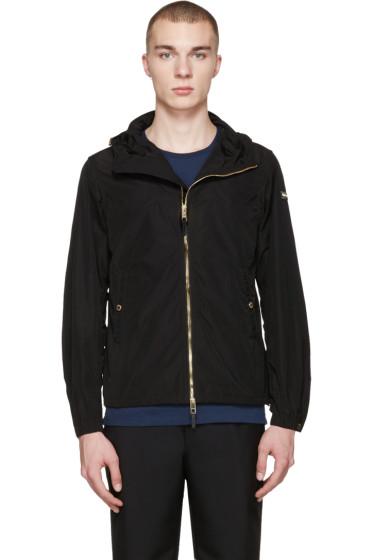 Burberry - Black Fullerton Jacket