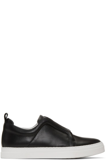 Pierre Hardy - Black Slider Sneakers