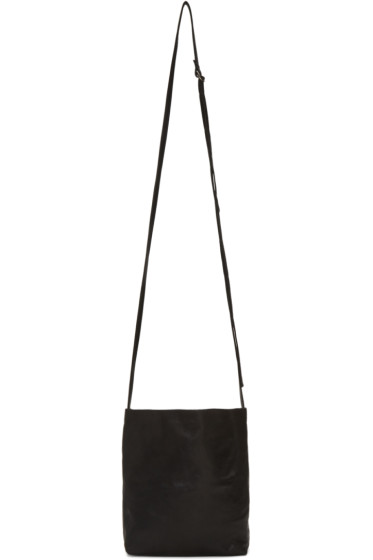 Ann Demeulemeester - Black Small Luvas Bag