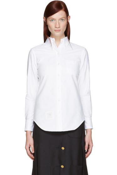 Thom Browne - White Classic Shirt