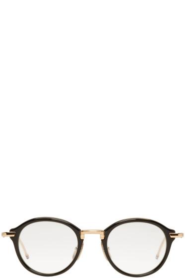 Thom Browne - Black TB 011 Optical Glasses