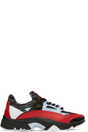Kenzo - Red Sonic Sneakers