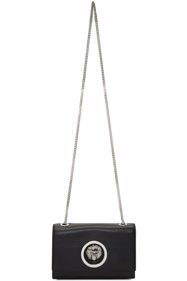 Versus - Black Lion Medallion Bag
