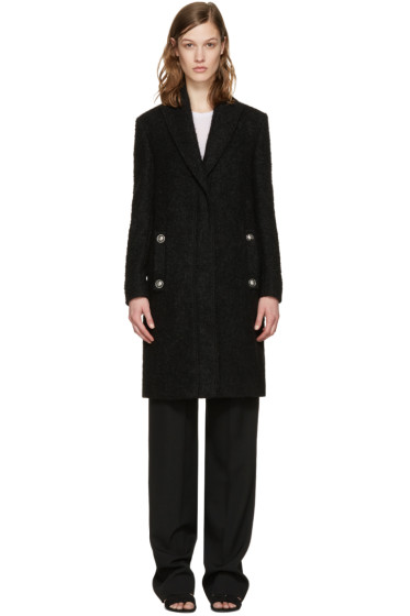 Versus - Black Lion Pin Coat