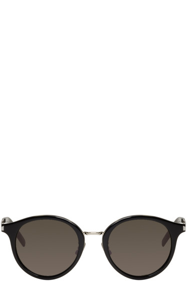 Saint Laurent - Black SL 57 Sunglasses