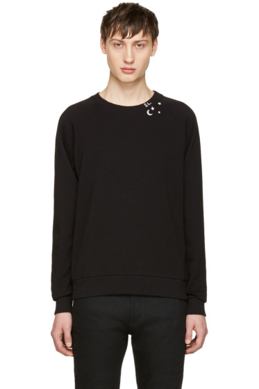 Saint Laurent - Black Constellation Pullover