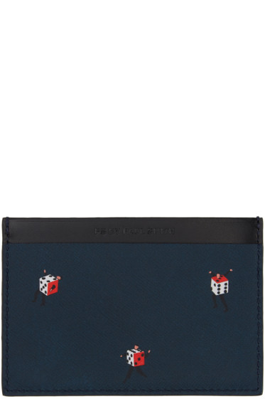 PS by Paul Smith - Multicolor Dancing Dice Card Holder