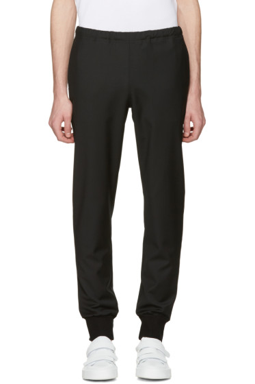 PS by Paul Smith - Black Wool Trousers