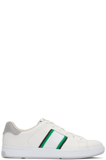 PS by Paul Smith - White Lawn Sneakers