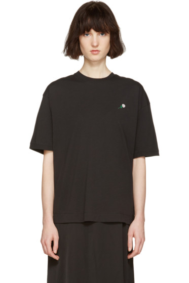 6397 - Black Rose Sport T-Shirt