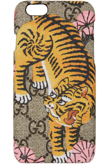 Gucci - Multicolor Bengal iPhone 6 Case