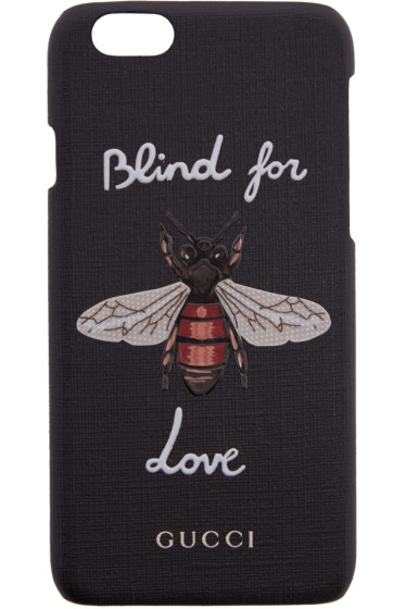 Gucci - Black Bee iPhone 6 Case