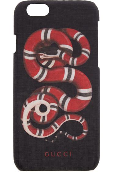 Gucci - Black Snake iPhone 6 Case
