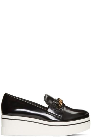 Stella McCartney - Black Binx Loafers
