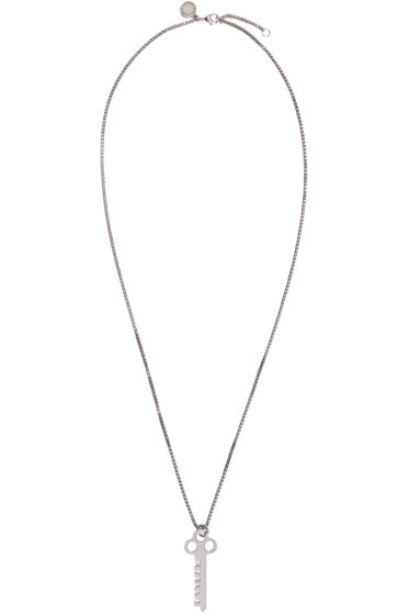 Stella McCartney - Silver Key Necklace