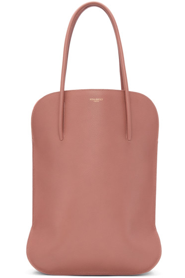 Nina Ricci - Pink Medium Irrisor Tote Bag