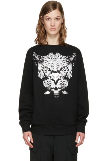 Marcelo Burlon County of Milan - Black Roxana Pullover
