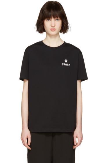 Marcelo Burlon County of Milan - Black Paco T-Shirt