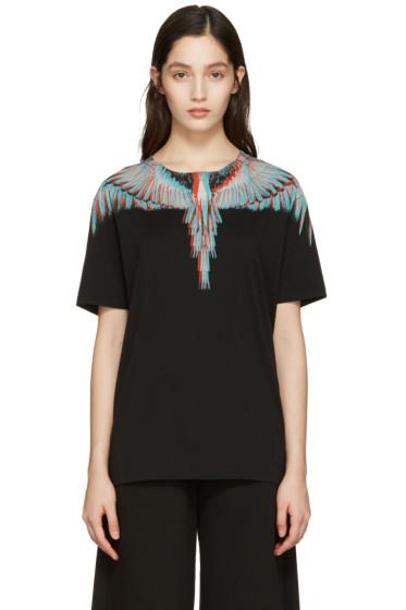 Marcelo Burlon County of Milan - Black Veronica T-Shirt