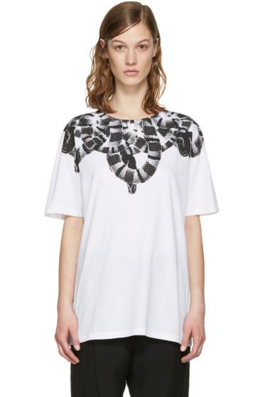 Marcelo Burlon County of Milan - White Olimpia T-Shirt