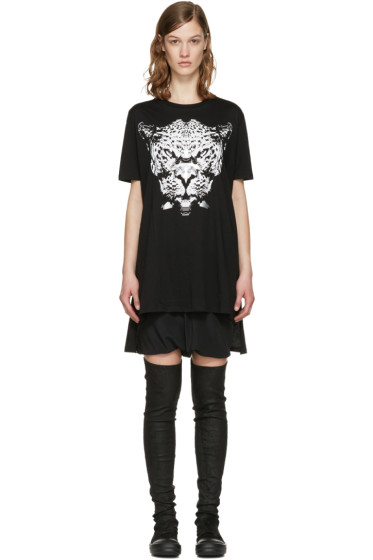 Marcelo Burlon County of Milan - Black Roxana T-Shirt