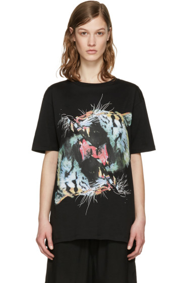 Marcelo Burlon County of Milan - Black Sabina T-Shirt