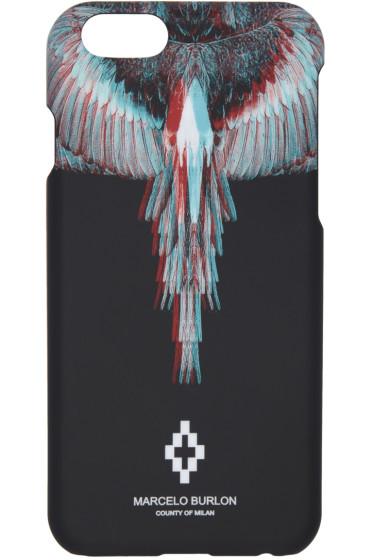 Marcelo Burlon County of Milan - Black Salvador iPhone 6 Case