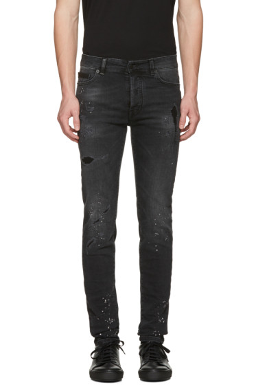 Marcelo Burlon County of Milan - Black Gregorio Jeans