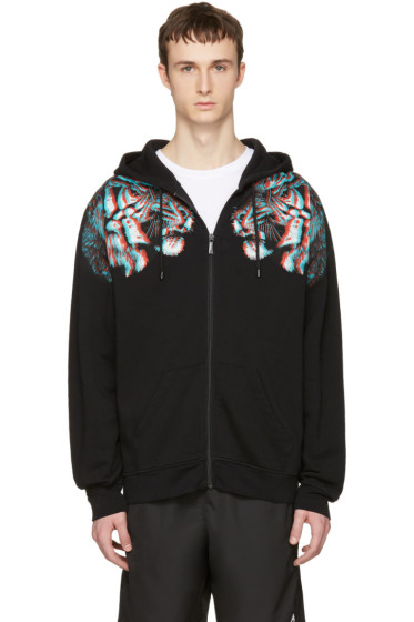 Marcelo Burlon County of Milan - Black Tajo Hoodie