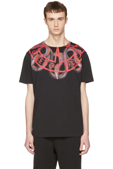 Marcelo Burlon County of Milan - Black Roberto T-Shirt