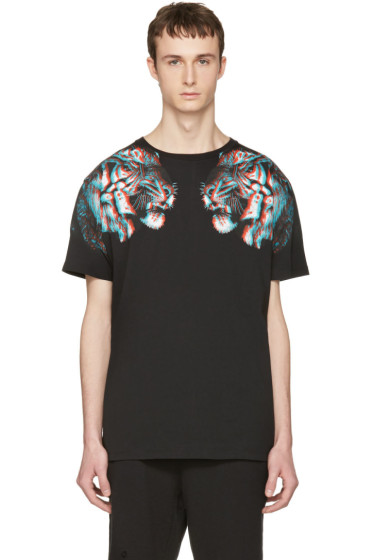 Marcelo Burlon County of Milan - Black Tajo T-Shirt