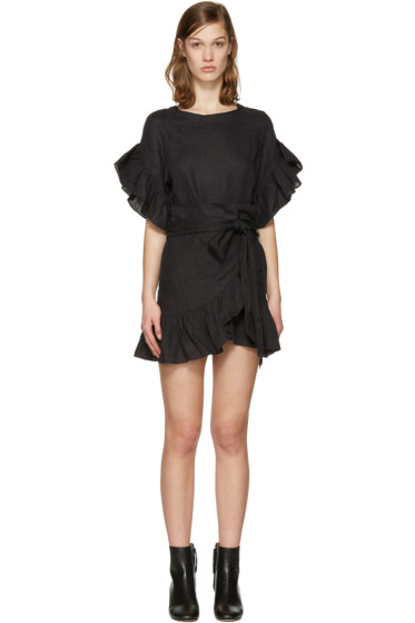 Isabel Marant Etoile - Black Delicia Dress