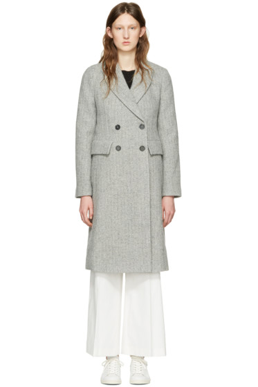 Isabel Marant - Grey Danki K Coat
