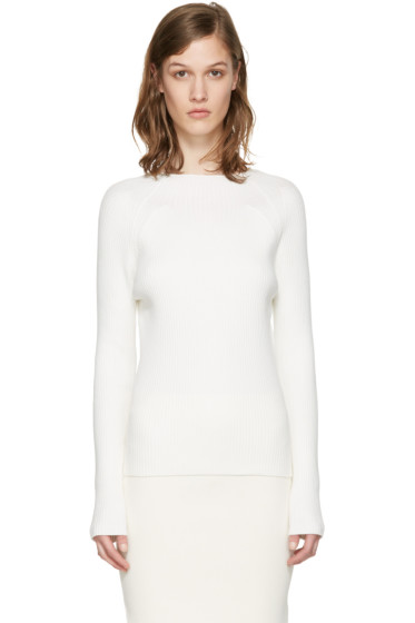 Won Hundred - White Vega Sweater