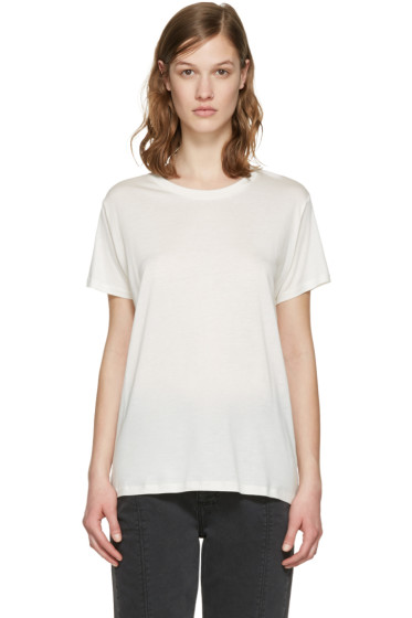 Won Hundred - Ivory Emilie T-Shirt