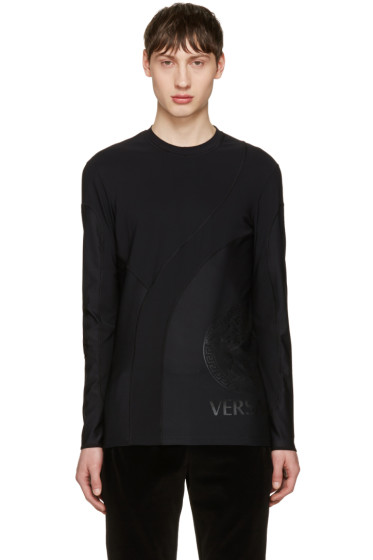 Versace Underwear - Black Active T-Shirt